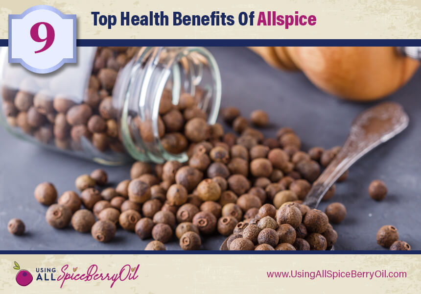 allspice pain relief
