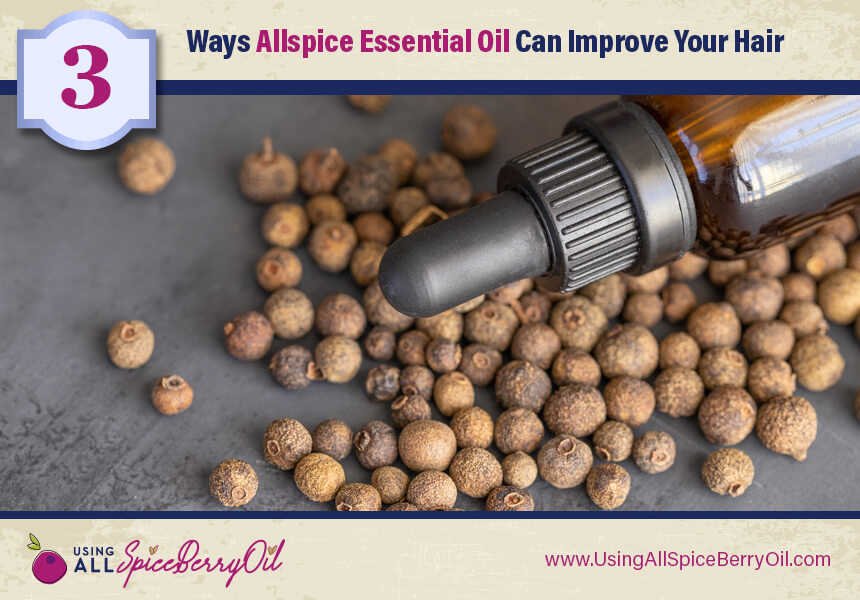 allspice oil hair loss